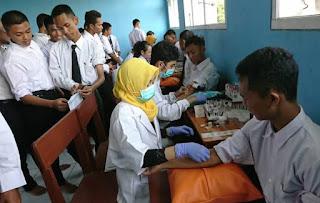 Tes Cek kesehatan Medichal Check Up PT Aisan Nasmoco Industri