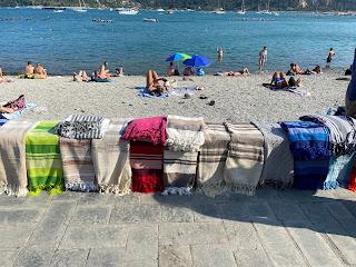 Portovenere lungomare - blankets for sale