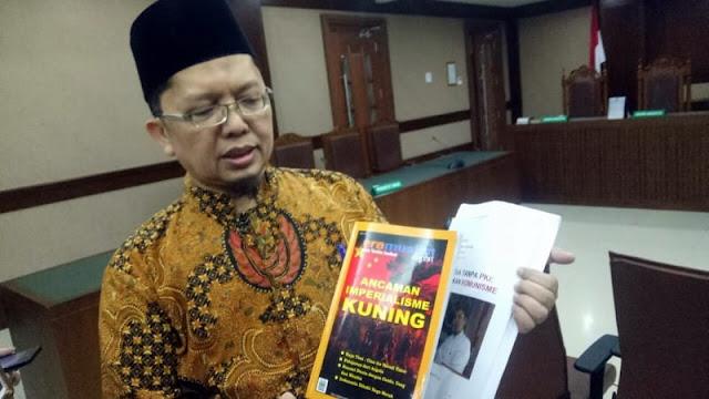 Alfian Tanjung Bersiap Ajukan PK Atas Kasasi MA