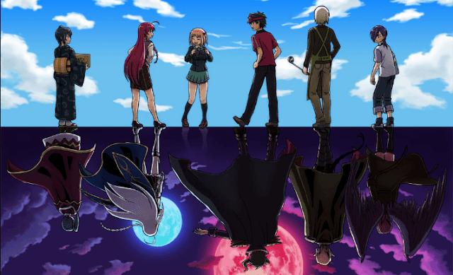 10 Rekomendasi Anime Bertema Raja Iblis - Hataraku Maou Sama!
