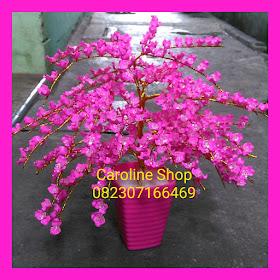 Kerajinan Manik Dan Bunga Akrilik Jakarta Bunga Acrylic