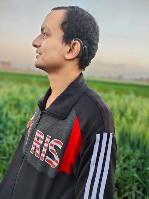 احمد مرزوق تنمروا على لأنى نجار أصم ثم لقبونى بالمهندس لإتقانى بحرفيه اشغال الديكوباچ