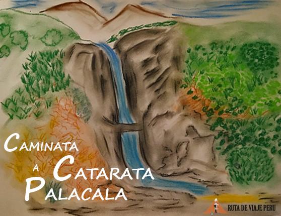 CATARATA PALACALA WWW.RUTADEVIAJEPERU.COM