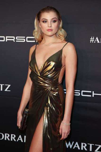 Rachel Hilbert - 2016 Angel Ball New York