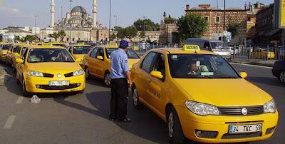 Taxi Turki