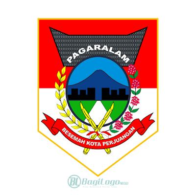 Kota Pagar Alam Logo Vector