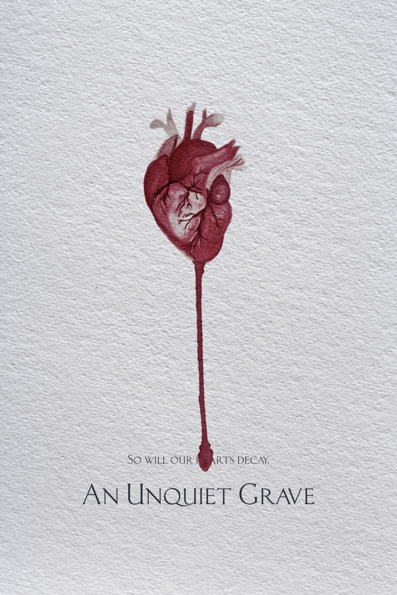 an unquiet grave poster