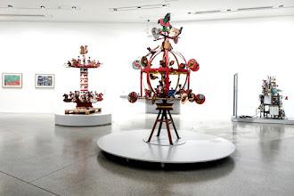 Ailleurs : LaM, Lille Métropole Musée d'art moderne, d'art contemporain et d'art brut - Villeneuve-d'Ascq