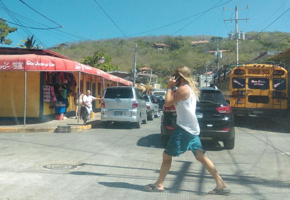 Vida en San Juan del Sur