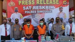 Mark up proyek Pamsimas, Polisi tetapkan 2 tersangka