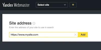 اضافة موقعك في محرك البحث الروسي yandex - ترايدنت,التحقق من موقعك في مشرفي مواقع ياهو,مشرفي المواقع,أضافة موقعك في محرك البحث الشهير yandex - برو ويب - ...,yandex,اضافة موقعك على yandex,اضافة ملف sitemap لمشرفي مواقع جوجل,طريقة أضافه موقعك فى ياندكس yandex وتقديم وإضافة خرائط,ارشفة موقعك في محرك البحث yendex,شرح اضافة موقعك لمحرك البحث yandex.com,اضافه موقعك الى محركات البحث مثل google,اضافة موقعك الي محركات البحث,ادوات مشرفى المواقع,طريقة اضافة موقعك في محرك البحث ياندكس