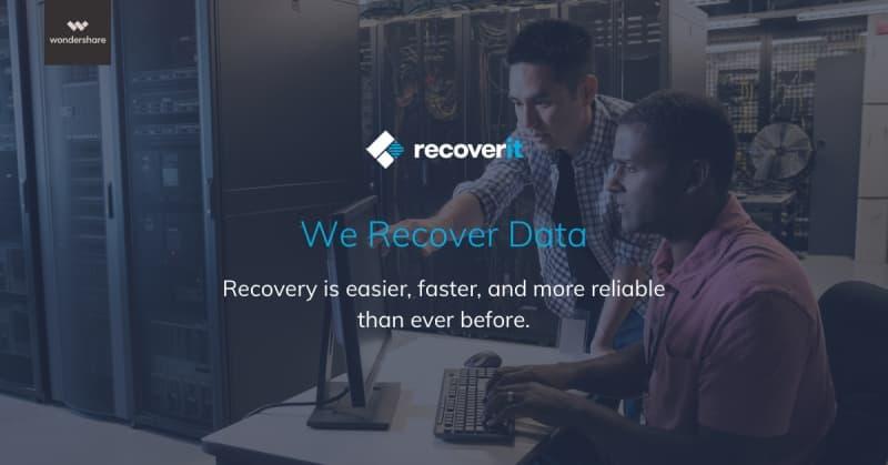 تحميل برنامج Recoverit