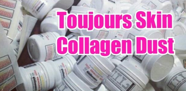 Toujours Skin Collagen Dust