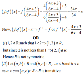 ncert solution class 12th math Answer 21