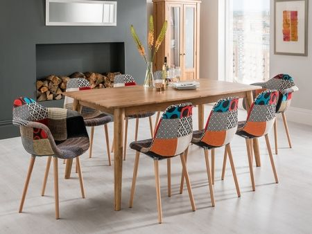 5 claves para encontrar tu silla perfecta for Sillas comedor patchwork