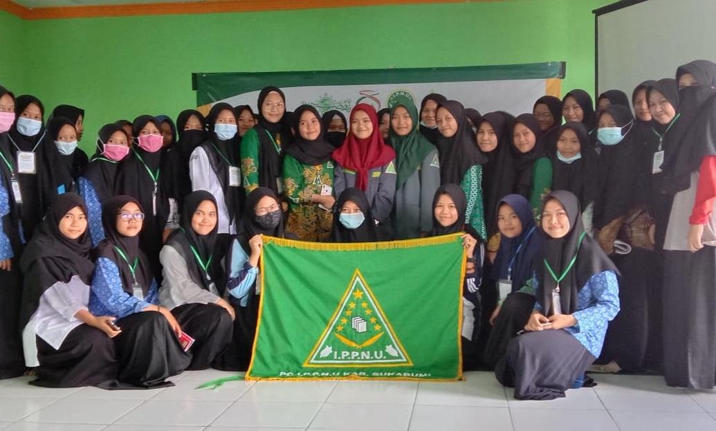 53 Kader PAC IPPU-IPPNU Kecamatan Nagrak Gelar Makesta Perdana