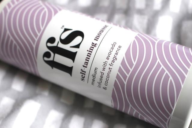 ffs beauty tanning mousse