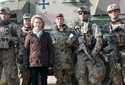 Germany sharply increases soldier numbers in NATO Eastern frontier exercises
