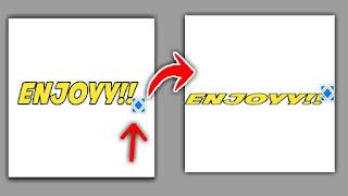 Cara Mengatur Letak, Ukuran, dan Perspektif Teks PicSay Pro