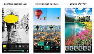 برنامج, تعديل, وتحرير, الصور, للهاتف, باستخدام, أحدث, الادوات, والتقنيات, PhotoDirector