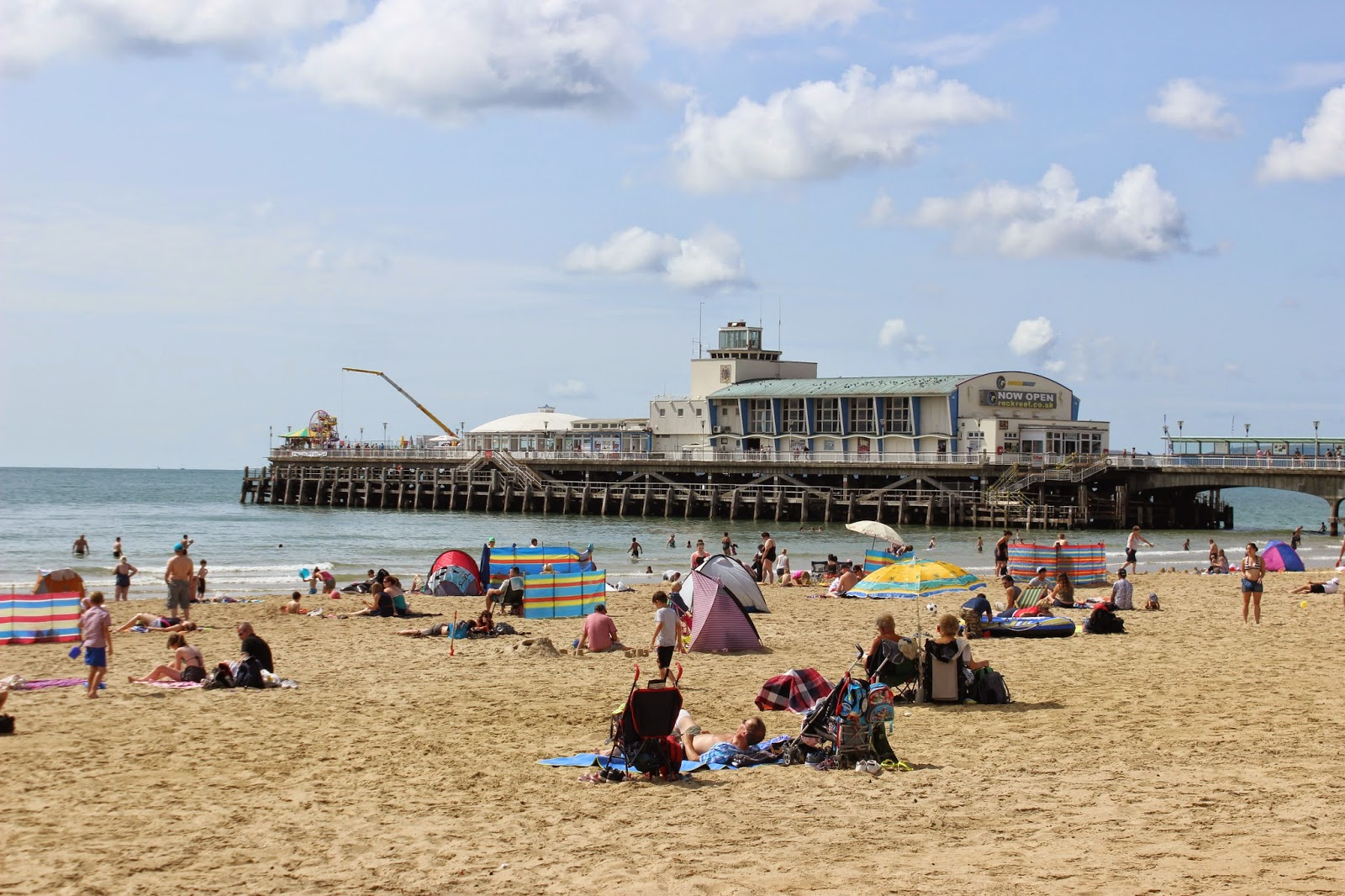 A Weekend In Bournemouth