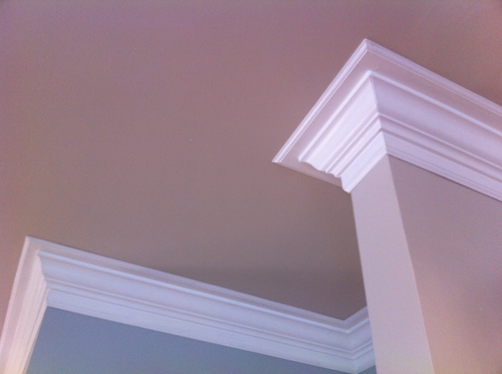 Crown Moulding With Popcorn Ceiling Images Frompo 1