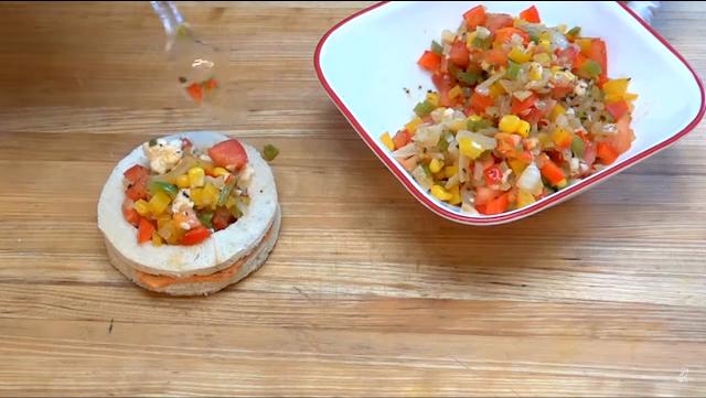 You  can make Vegetarian Pies for vegan food