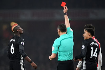 Why football managers in English leagues will be shown red and yellow cards for bad behaviour
