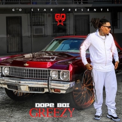 Ball Greezy - Dope Boi Greezy (2019) - Album Download, Itunes Cover, Official Cover, Album CD Cover Art, Tracklist, 320KBPS, Zip album