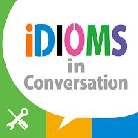 Idioms in conversation app