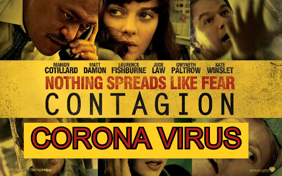 contagion movie review COVID 2019