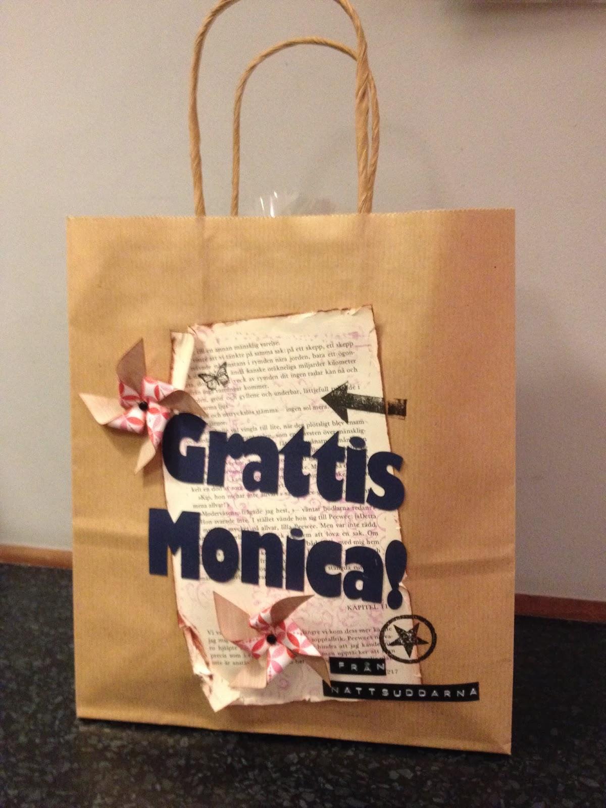 grattis monica Monica 50år grattis monica