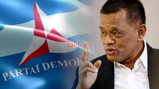 AHY Disarankan Gaet Gatot Nurmantyo Gabung Demokrat agar Tidak Dimangsa Moeldoko