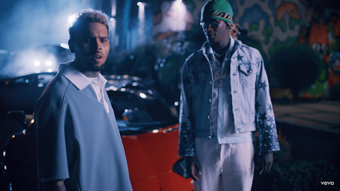 "One Of The hottest Song ""Go Crazy"" By Chris Brown & Young Thug Reached At the Top 5 On Billboard Charts This Week"