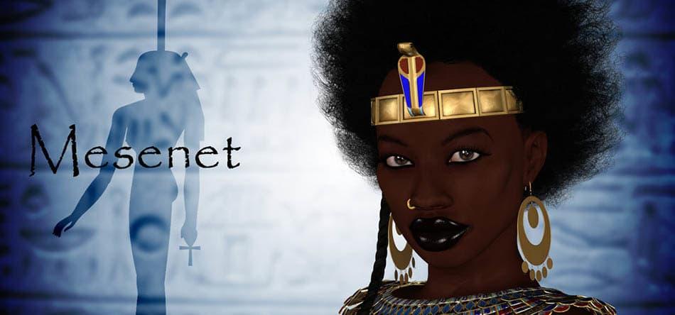 A, mitoloji, mısır mitolojisi, Mesenet, Meskhenet, Mesket, Mısır doğum tanrıçası, Mısır doğum tuğlası, Antik Mısır'ın doğum tanrıçası, Mısır tanrıçaları, Kadın tanrılar, Raddjedet,Hatshepsut