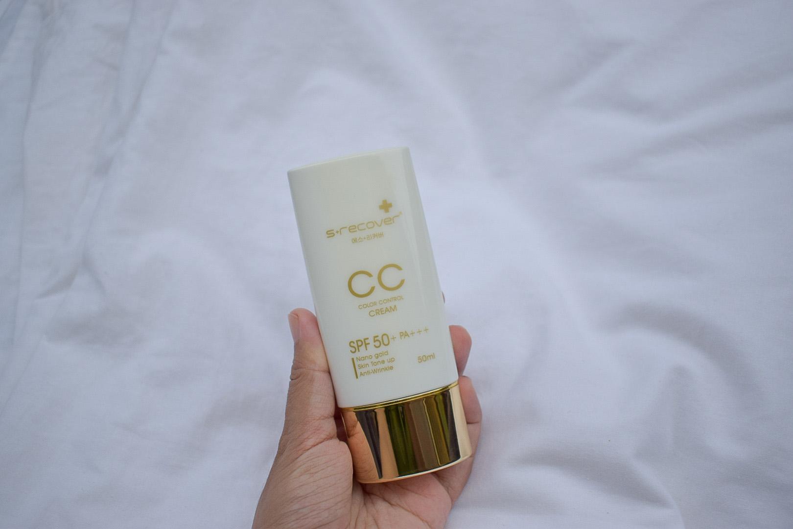 4 Kebaikan Pengalaman Guna Gold Nano CC Cream dari Hansaegee Nature