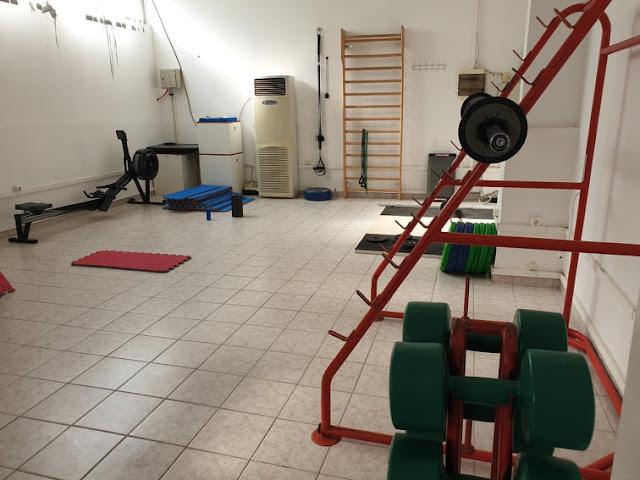Δ.Α.Κ. Ναυπλίου: Δημιουργία νέων χώρων εκγύμνασης