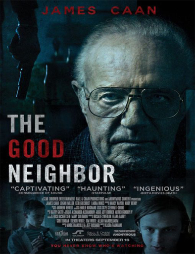 Ver El Buen Vecino (The Good Neighbor) (2016) Online