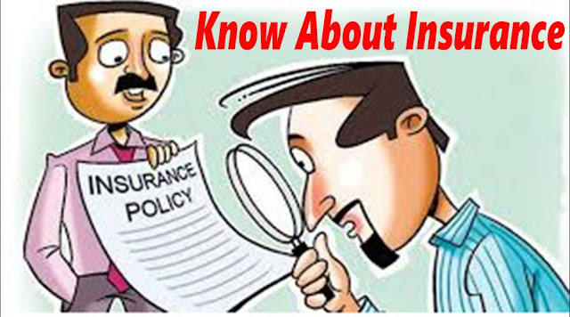 Insurance: What you should know about it?