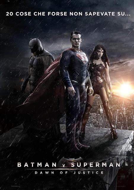 Batman v Superman curiosità dietro le quinte spiegazioni