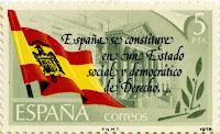 PROCLAMACIÓN DE LA CONSTITUCIÓN ESPAÑOLA