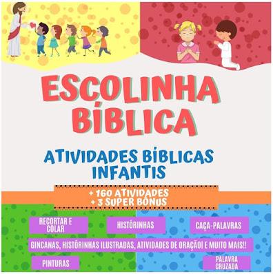 Atividades Para Escola Bíblica Infantil