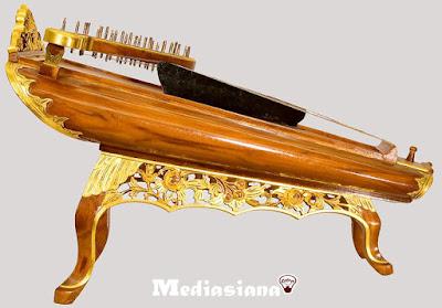 Alat Musik Celempung Sunda