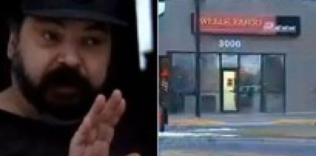 Homem leva mãe morta em cadeira de rodas para retirar dinheiro em banco