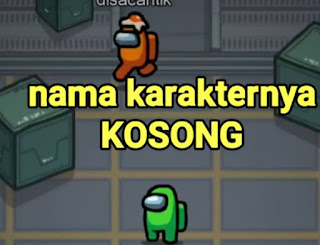 Nama Kosong Among Us