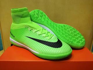 Sepatu Futsal Nike Mercurial X Proximo II DF Electric Green