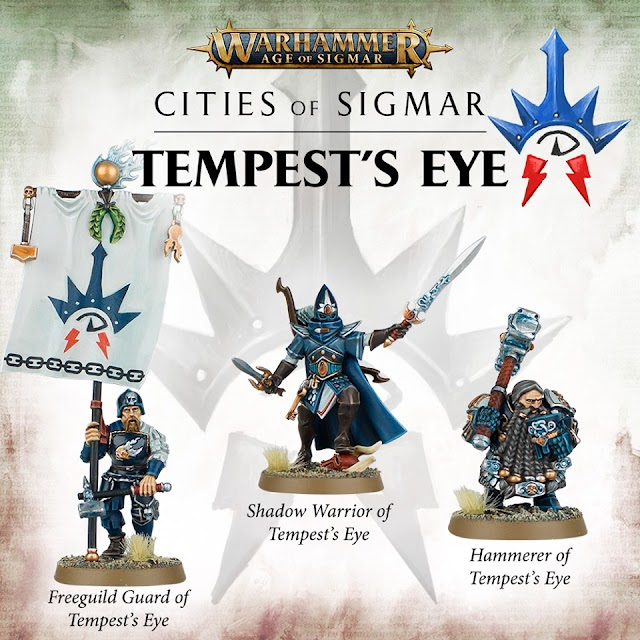 Tempest's Eye- Cities of Sigmar
