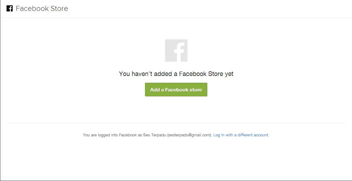 Cara Membuat Facebook Online Store 11