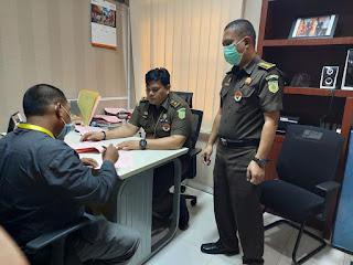 2 Tersangka Kasus Dugaan Korupsi Rp 10 M di Bank Sumut di Tahan Kejati Sumut