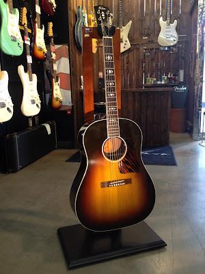 アコースティックギター スタンド 木製
